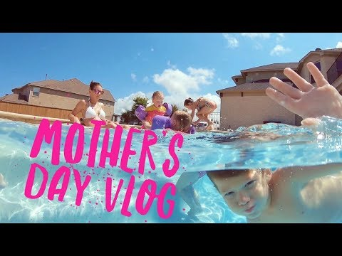Busby Mothers Day 2018 VLOG
