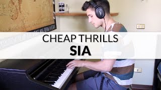Sia - Cheap Thrills | Piano Cover