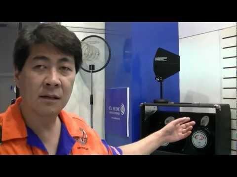 GIGPLACE TV - Novidades da CV Audio na AES EXPO 2012