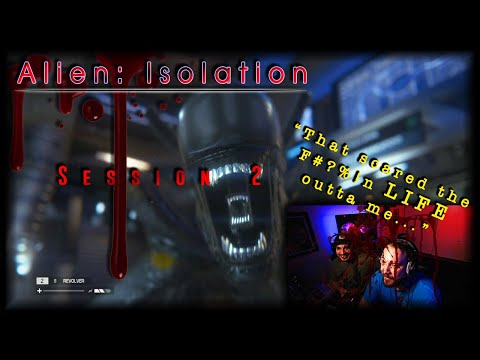 Alien: Isolation - Now we're cookin'! (SESSION 2)   GAMING  