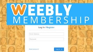 Blog post: https://webeminence.com/weebly-membership try weebly: https://webeminence.com/weebly if you're looking to build in some membership features you...
