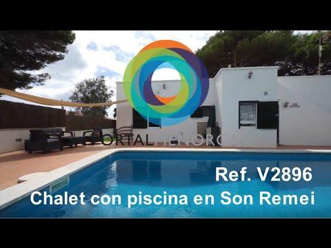 Chalet con Licencia Turística en Son Remei, Sant Lluís