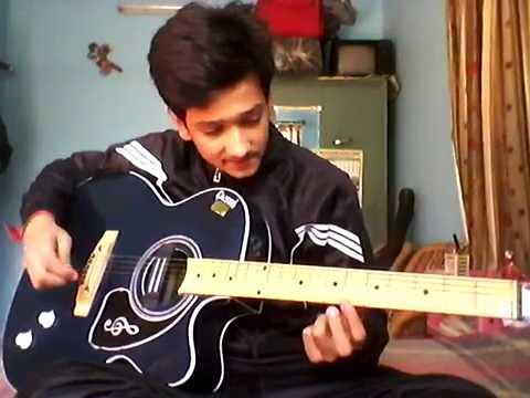 Full Ishq wala love Single String Guitar Tabs lesson EASY Explanation