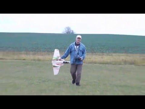 Multiplex Brushless Eagle Twin Jet mit 3S -11,1 V