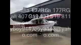 Cessna 177RG Cardinal  Part 3