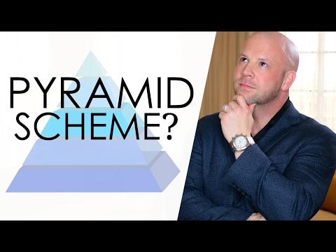 Is Network Marketing a Pyramid Scheme?