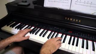 Keane - Watch How You Go (Piano Accompaniment)