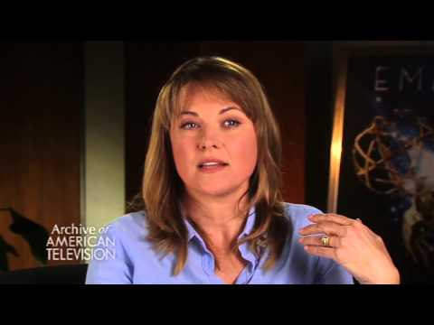 "Lucy Lawless discusses the character of ""Xena Warrior Princess""- EMMYTVLEGENDS.ORG"