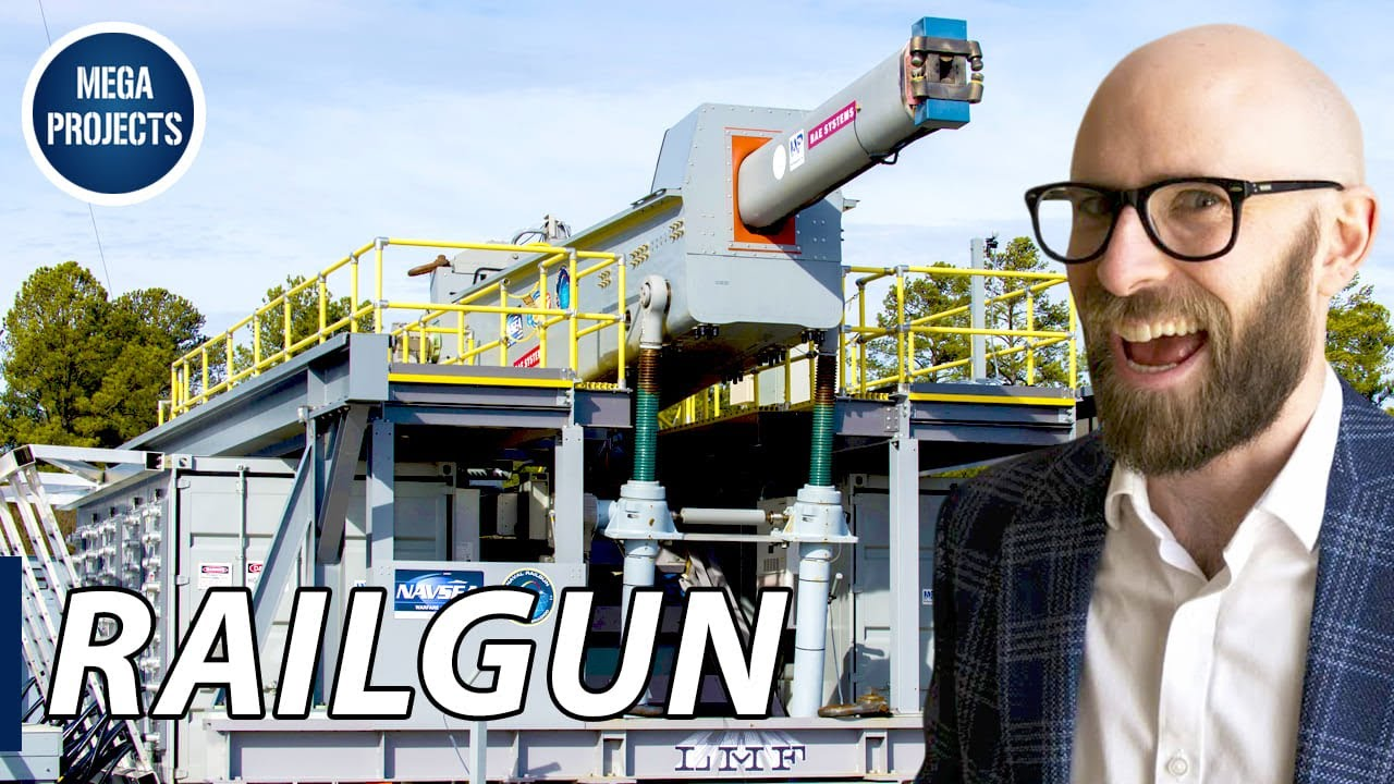 Railguns : The Kinetic Future of Warfare