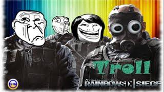 Funny Rainbow Six Siege - Trolling People!!
