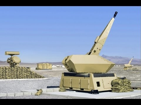 Oerlikon 35mm Skyshield Air Defence System
