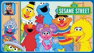 Sesame Street - Beginnings * Learn words with heroes of Sesame Street * Educational Cartoon for Kids