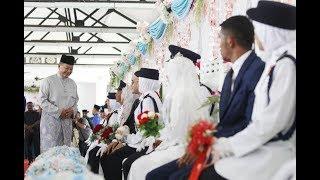 Selamat pengantin baru...
