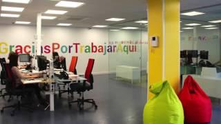 Te presentamos las nuevas oficinas de MHP y Laycos #GraciasPorTrabajarAquí