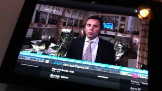Ziggo live tv iPad app