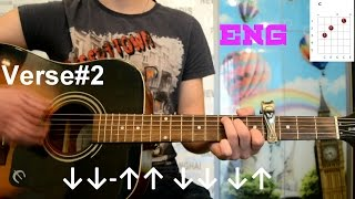 Rixton - Me and My Broken Heart guitar lesson how to play easy tutorial acoustic