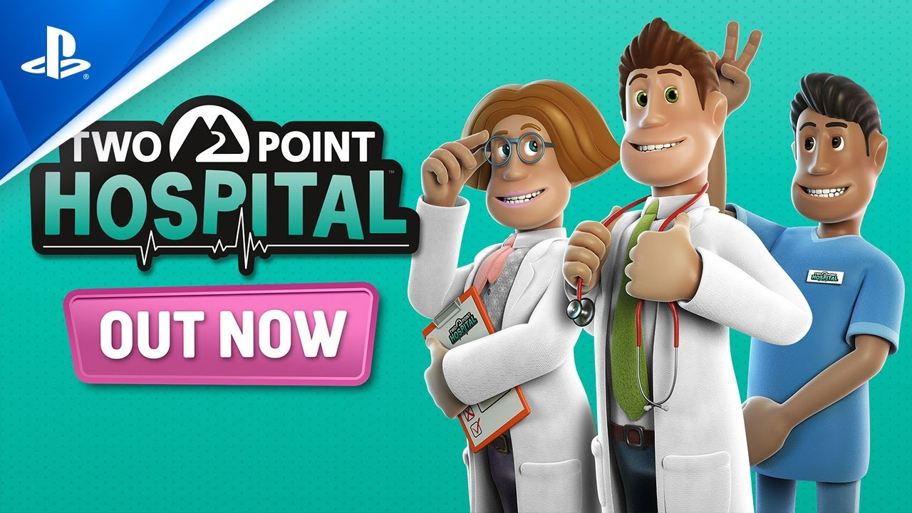 Two Point Hospital - Sandbox Mode | PS4