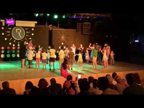 Richmond Ephesus Resort mini club disco (Aram zam zam Dansı)