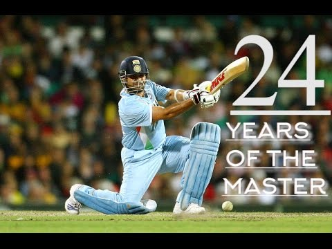 24 Years Of The SACHIN COVER DRIVE - Magical Stuff | 80 Super Coverdrives