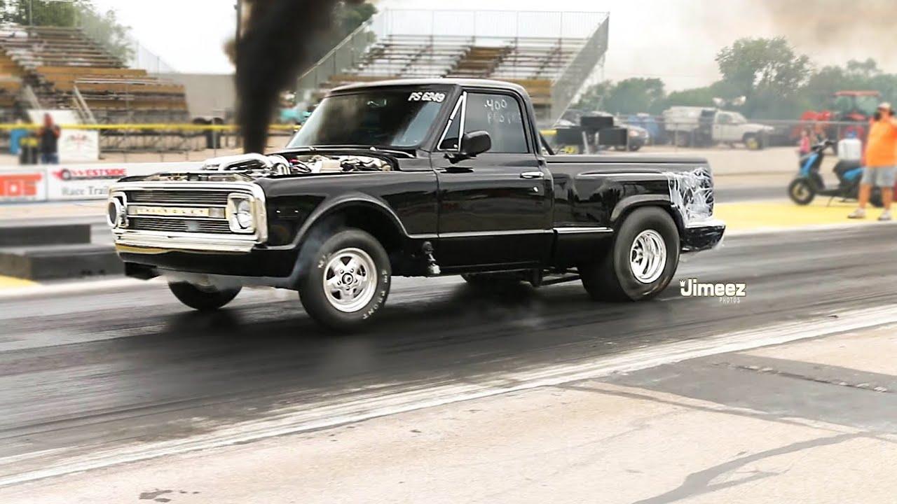 All Chevy 87 chevy diesel : TRIPLE TURBO DURAMAX DIESEL! '69 CHEVY C10 RUNS 8.62@161.25MPH ...