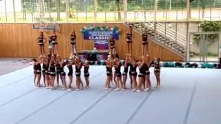 Raiderettes Tirol Austria Youth 2015 - Southern Cheer and Dance Classics 2015 - Sauerlach b. München