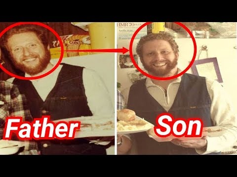 60+ Pics That Prove Kids Are Totally A Clone Of Their Parents