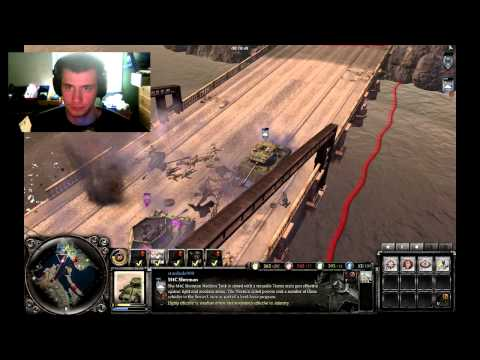 Company of Heroes 2 Online Skirmish Saratov Bridge (Lend Lease Tactics)