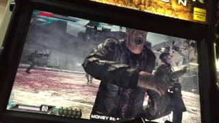 Terminator Salvation Arcade - Mission 2-2 Blockbuster