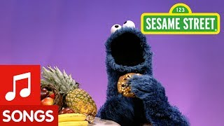 Sesame Street: A Cookie is a Sometime Food