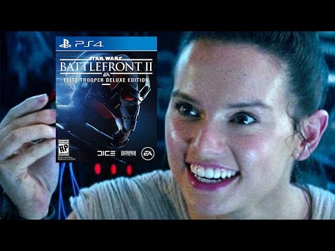 Celebrate the Launch of EA's Star Wars Battlefront 2