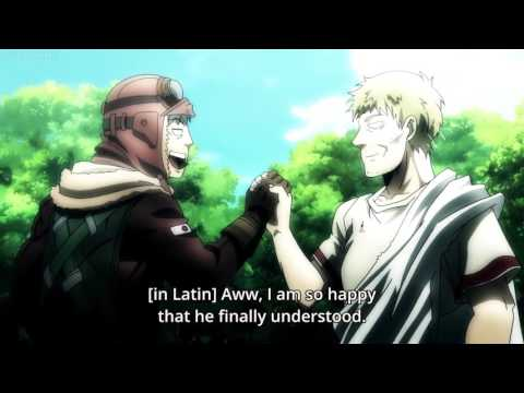 Drifters - Naoshi (Japan) meets Scipio (Rome) | ENG