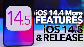 IOS 14.4 HIDDEN Features, IOS 14.5 Release & More !