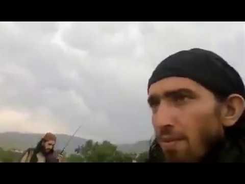 Taliban killed ISIS members in Nangarhar Afghanistan october 18 2017