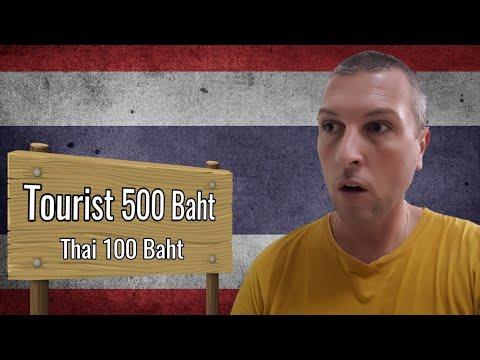 8 Dinge Für Die Touristen Zu Viel Bezahlen In Thailand!