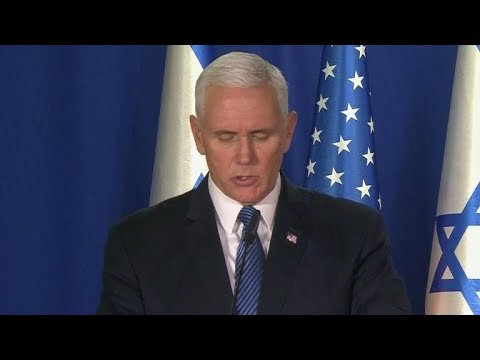 "Pence says government shutdown ""coming to an end"""