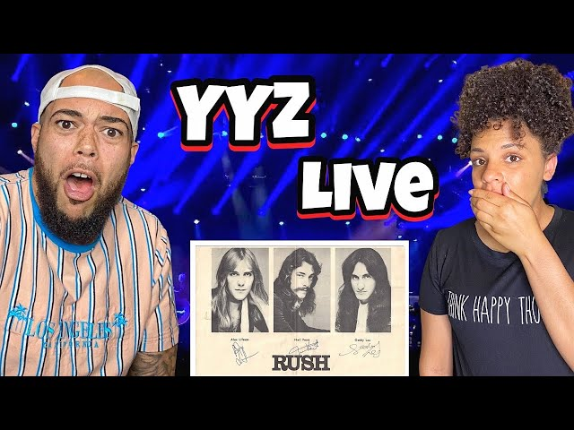 RUSH - YYZ |REACTION| HOW DO THEY EVEN DO THAT?!