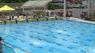 屯門區小學校際游泳比賽 (2014 - 2015) 男乙4x50米游泳接力