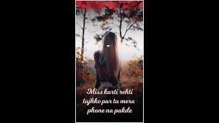 Full screen Nagin whatsApp status video with lyrics  KK Creation  
