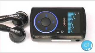 Sansa Clip MP3 Player Review