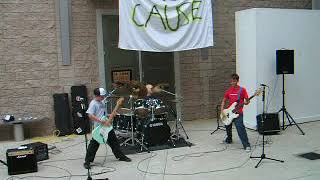 False Cause (Paddy Wagon) - Welcome to Paradise (Live at the art show)