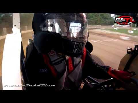 Dustin Purdy @ Albany-Saratoga Speedway - CRSA Heat Race - 9/14/18
