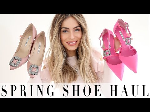 I BOUGHT A LOT OF SHOES | Lydia Elise Millen
