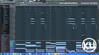 FL Studio 10 | Arabic/String/Club Beat (Kid Urban)