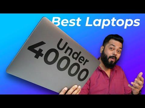 Top 5 Best Laptops Under 40000 ⚡ Best Budget Laptops To Buy In 2021