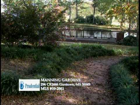 Manning Gardens in Guntown, MS