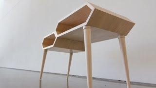 Hexa Coffee Table By. Guilherme Vargas Garcia