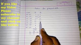 How to find Median in statistics English ll cbse class 10 maths chapter 14 statistics