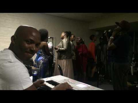 Bishop Benjamin Dube sings Dr. Tumi