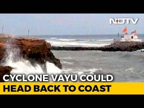 Cyclone Vayu May Change Course Again, Could Hit Gujarat Coast Next Week