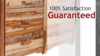 Guamuchil 6 Drawer Dresser - Lonestarwesterndecor.com
